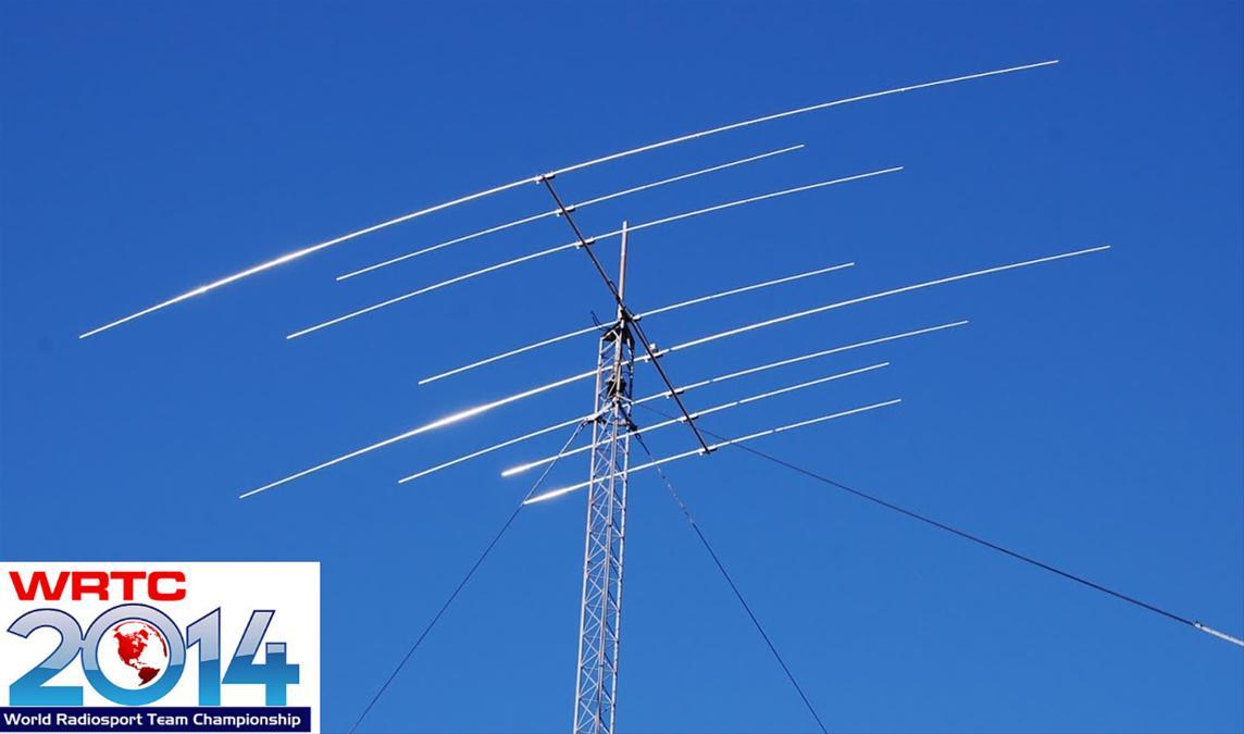 2X Arrays TX38 Yagi Antennas 2XA-3B-8L-WRTC - Free Shipping on Most