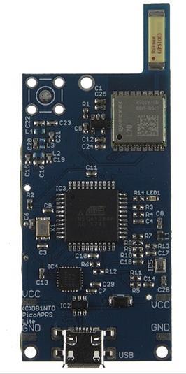 WiMo PicoAPRS-Lite APRS Transceiver Module PICOAPRSLITE