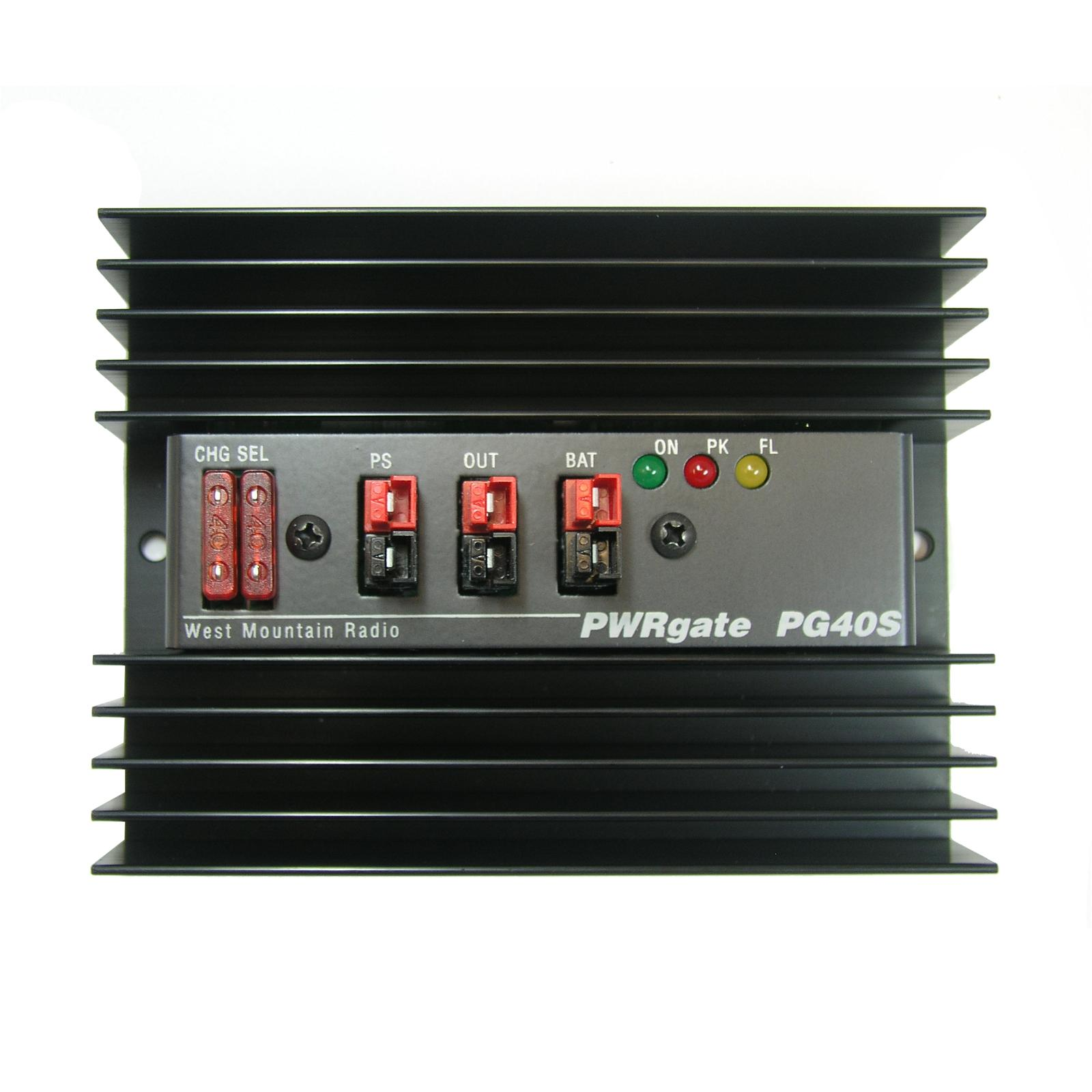 West Mountain Radio Super Pwrgate Battery Backup Systems