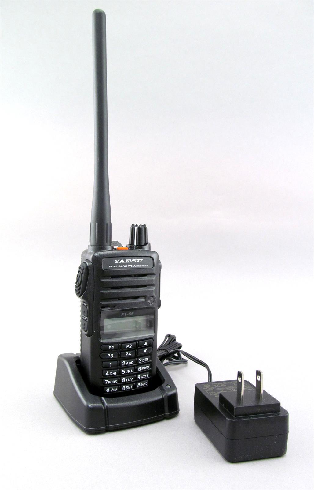 Yaesu FT-65R 144/430 MHz Dual-Band HTs FT-65R