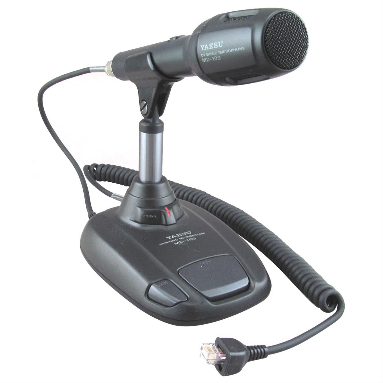 Yaesu Mic Wiring Desk Wire Center Diagram Md 100a8x Dynamic Microphones Free Shipping Rh Dxengineering Com Radio Shack Microphone Jack Ft Wireing 897d Waesu